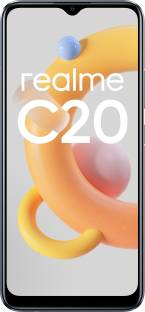 Flipkart offers on Mobiles - realme C20 (Cool Grey, 32 GB)(2 GB RAM)