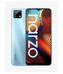 Snapdeal offers on Mobiles - Realme Narzo 20 ( 64GB , 4 GB ) Victory Blue