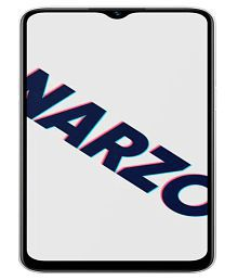 Snapdeal offers on Mobiles - Realme Narzo 10A ( 64GB , 4 GB ) White