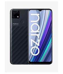 Snapdeal offers on Mobiles - Realme Narzo 30A ( 64GB , 4 GB ) Black