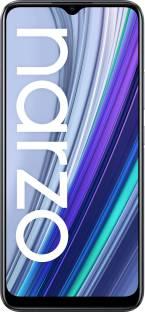 Flipkart offers on Mobiles - realme Narzo 30A (Laser Black, 64 GB) 4 GB RAM
