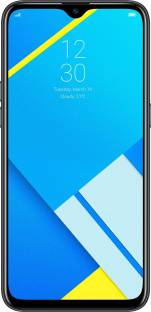 Flipkart offers on Mobiles - realme C2 (Diamond Black, 32 GB)(2 GB RAM)