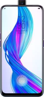 Flipkart offers on Mobiles - realme X (Space Blue, 128 GB)(4 GB RAM)