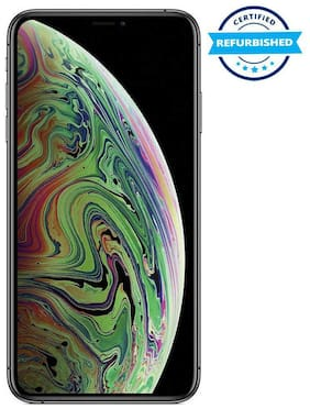 Paytmmall offers on Mobiles - Used Apple iPhone XS MAX 4GB 64GB Space Grey (Grade: Good)