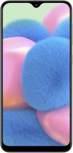 Flipkart offers on Mobiles - SAMSUNG Galaxy A30s (Prism Crush White, 64 GB) 4 GB RAM