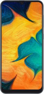 Flipkart offers on Mobiles - SAMSUNG Galaxy A30 (White, 64 GB) 4 GB RAM