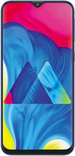Flipkart offers on Mobiles - SAMSUNG Galaxy M10 (Ocean Blue, 16 GB) 2 GB RAM
