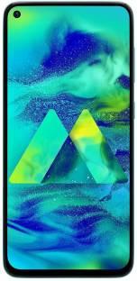 Flipkart offers on Mobiles - SAMSUNG Galaxy M40 (Seawater Blue, 128 GB) 6 GB RAM