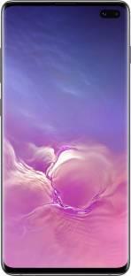 Flipkart offers on Mobiles - SAMSUNG Galaxy S10 Plus (Prism Black, 128 GB) 8 GB RAM