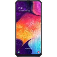 Shopclues offers on Mobiles - Refurbished Samsung Galaxy A50 4Gb Ram 64Gb Rom Black