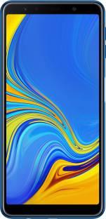 Flipkart offers on Mobiles - SAMSUNG Galaxy A7 (Blue, 128 GB) 6 GB RAM