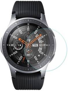 Flipkart offers on Mobiles - Koko Tempered Glass Guard for Samsung Galaxy Watch 46 mm Pack of 1