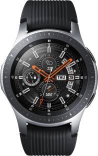 Flipkart offers on Mobiles - SAMSUNG Galaxy Watch 46 mm Smartwatch Black Strap, Regular