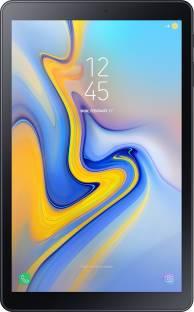 Flipkart offers on Mobiles - SAMSUNG Galaxy Tab A 3 GB RAM 32 GB ROM 10.5 inch with Wi-Fi+4G Tablet (Black)