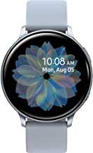 Amazon offers on Mobiles - Samsung Galaxy Watch Active 2 -Aluminium, 44 mm (Cloud Silver)
