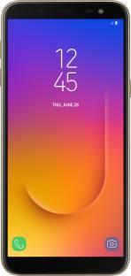 Flipkart offers on Mobiles - SAMSUNG Galaxy J6 (Gold, 64 GB) 4 GB RAM
