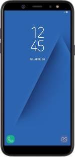 Flipkart offers on Mobiles - SAMSUNG Galaxy A6 (Black, 64 GB) 4 GB RAM