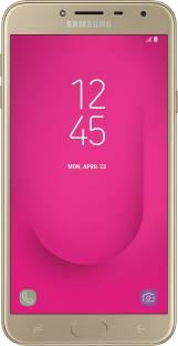 Flipkart offers on Mobiles - SAMSUNG Galaxy J4 (Gold, 16 GB) 2 GB RAM