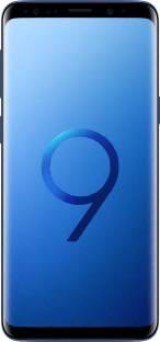 Flipkart offers on Mobiles - SAMSUNG Galaxy S9 Plus (Coral Blue, 64 GB) 6 GB RAM