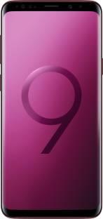 Flipkart offers on Mobiles - SAMSUNG Galaxy S9 Plus (Burgundy Red, 64 GB) 6 GB RAM