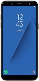 Flipkart offers on Mobiles - SAMSUNG Galaxy A6 (Gold, 32 GB) 4 GB RAM