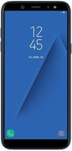 Flipkart offers on Mobiles - SAMSUNG Galaxy A6 (Blue, 64 GB) 4 GB RAM