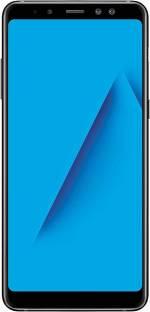 Flipkart offers on Mobiles - SAMSUNG Galaxy A8 Plus (Black, 64 GB) 6 GB RAM