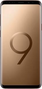 Flipkart offers on Mobiles - SAMSUNG Galaxy S9 Plus (Sunrise Gold, 128 GB) 6 GB RAM