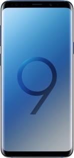 Flipkart offers on Mobiles - SAMSUNG Galaxy S9 Plus (Polaris Blue, 64 GB) 6 GB RAM