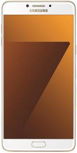 Flipkart offers on Mobiles - SAMSUNG Galaxy C7 Pro (Gold, 64 GB) 4 GB RAM