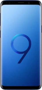 Flipkart offers on Mobiles - SAMSUNG Galaxy S9 Plus (Coral Blue, 128 GB) 6 GB RAM