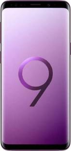 Flipkart offers on Mobiles - SAMSUNG Galaxy S9 Plus (Lilac Purple, 128 GB) 6 GB RAM
