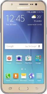 Flipkart offers on Mobiles - SAMSUNG Galaxy J5 (Gold, 8 GB) 1.5 GB RAM