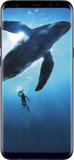 Flipkart offers on Mobiles - SAMSUNG Galaxy S8 Plus (Midnight Black, 128 GB) 6 GB RAM