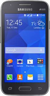 Flipkart offers on Mobiles - SAMSUNG Galaxy S Duos 3 (Charcoal Grey, 4 GB) 512 MB RAM