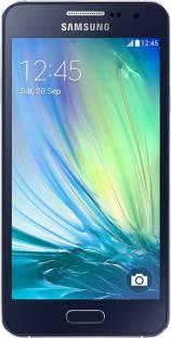 Flipkart offers on Mobiles - SAMSUNG Galaxy A3 (Midnight Black, 16 GB)(1 GB RAM)