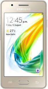 Flipkart offers on Mobiles - SAMSUNG Z2 (Gold, 8 GB) 1 GB RAM
