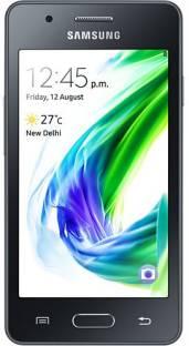 Flipkart offers on Mobiles - SAMSUNG Z2 (Black, 8 GB)(1 GB RAM)