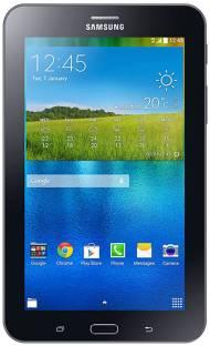 Flipkart offers on Mobiles - SAMSUNG Galaxy Tab 3 V T116 Single Sim Tablet 1 GB RAM 8 GB ROM 7 inch with Wi-Fi+3G Tablet (EBONY BLACK)