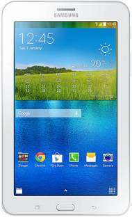 Flipkart offers on Mobiles - SAMSUNG Galaxy Tab 3 V SM-T116NY Single Sim Tablet 1 GB RAM 8 GB ROM 7 inch with Wi-Fi+3G Tablet (Cream White)
