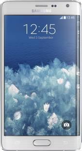 Flipkart offers on Mobiles - SAMSUNG Galaxy Note Edge (Frost White, 32 GB) 3 GB RAM