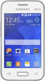 Flipkart offers on Mobiles - SAMSUNG Galaxy Star 2 (White, 4 GB)(512 MB RAM)