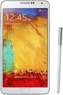 Flipkart offers on Mobiles - SAMSUNG Galaxy Note 3 (Classic White, 32 GB) 3 GB RAM