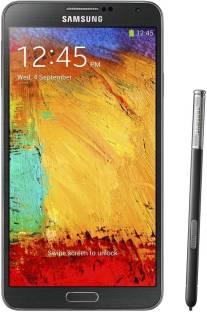 Flipkart offers on Mobiles - SAMSUNG Galaxy Note 3 (Jet Black, 32 GB) 3 GB RAM