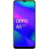 Shopclues offers on Mobiles - Oppo A5 (2020) 4GB RAM 64GB ROM White Refurbished