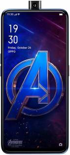 Flipkart offers on Mobiles - OPPO F11 Pro Marvel's Avengers Limited Edition (Space Blue, 128 GB) 6 GB RAM