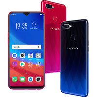 Shopclues offers on Mobiles - Oppo f9 64 gb Smartphone