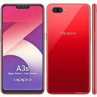 Shopclues offers on Mobiles - Refurbished Oppo A3S Android Smartphone 2Gb Ram 16Gb Storage Red With 1 Months Seller Warranty