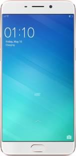 Flipkart offers on Mobiles - OPPO F1 Plus (Rose Gold, 64 GB) 4 GB RAM