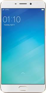 Flipkart offers on Mobiles - OPPO F1 Plus (Gold, 64 GB) 4 GB RAM